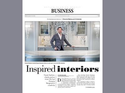 dwayne bergmann interiors press florida weekly