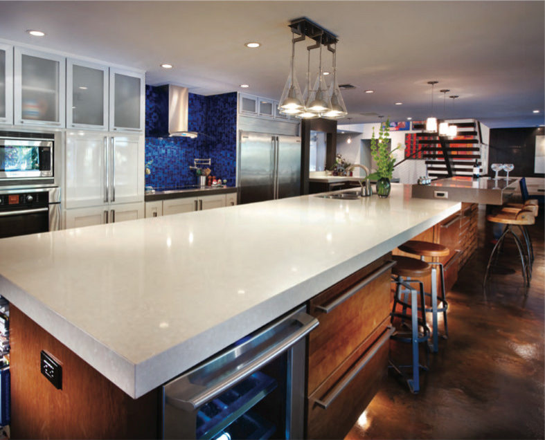 EAST COAST HOME + DESIGN: Dwayne Bergmann Interiors Featured