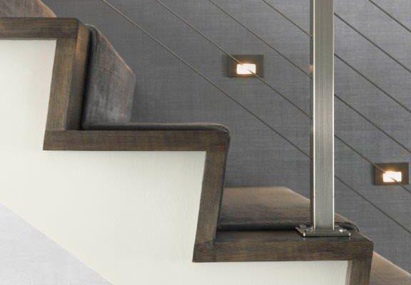Stowe Stair Detail