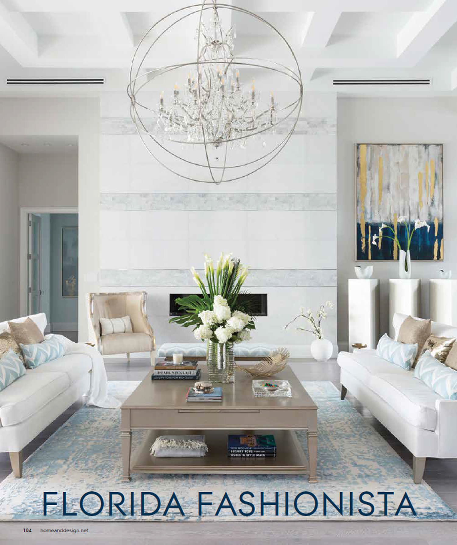 HOME & DESIGN: Florida Fashionista