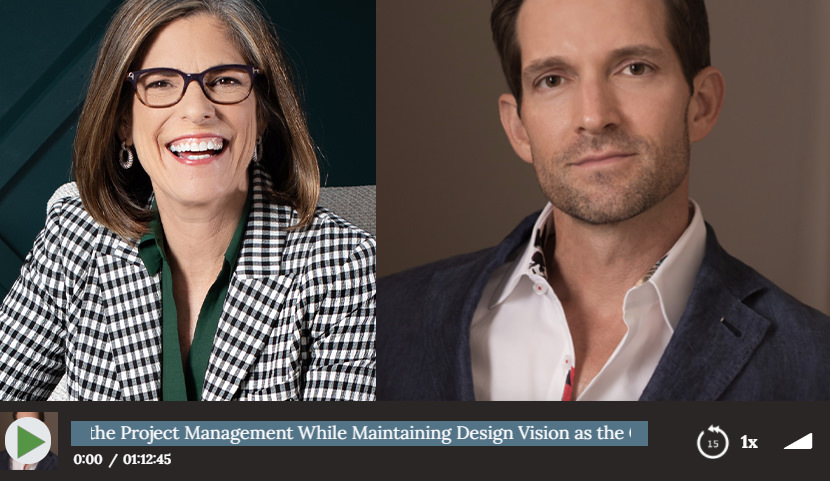 PODCAST: LuAnn: Empower Your Team to Own the Project Management While Maintaining Design Vision as the Creative Director