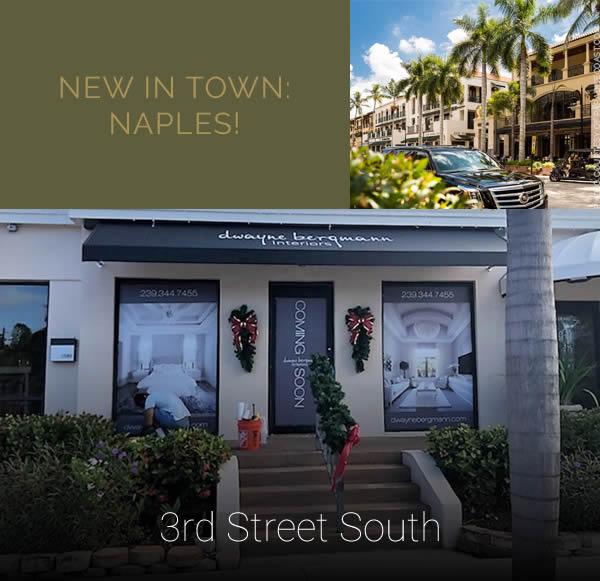 New in Town: Naples Interior Design!