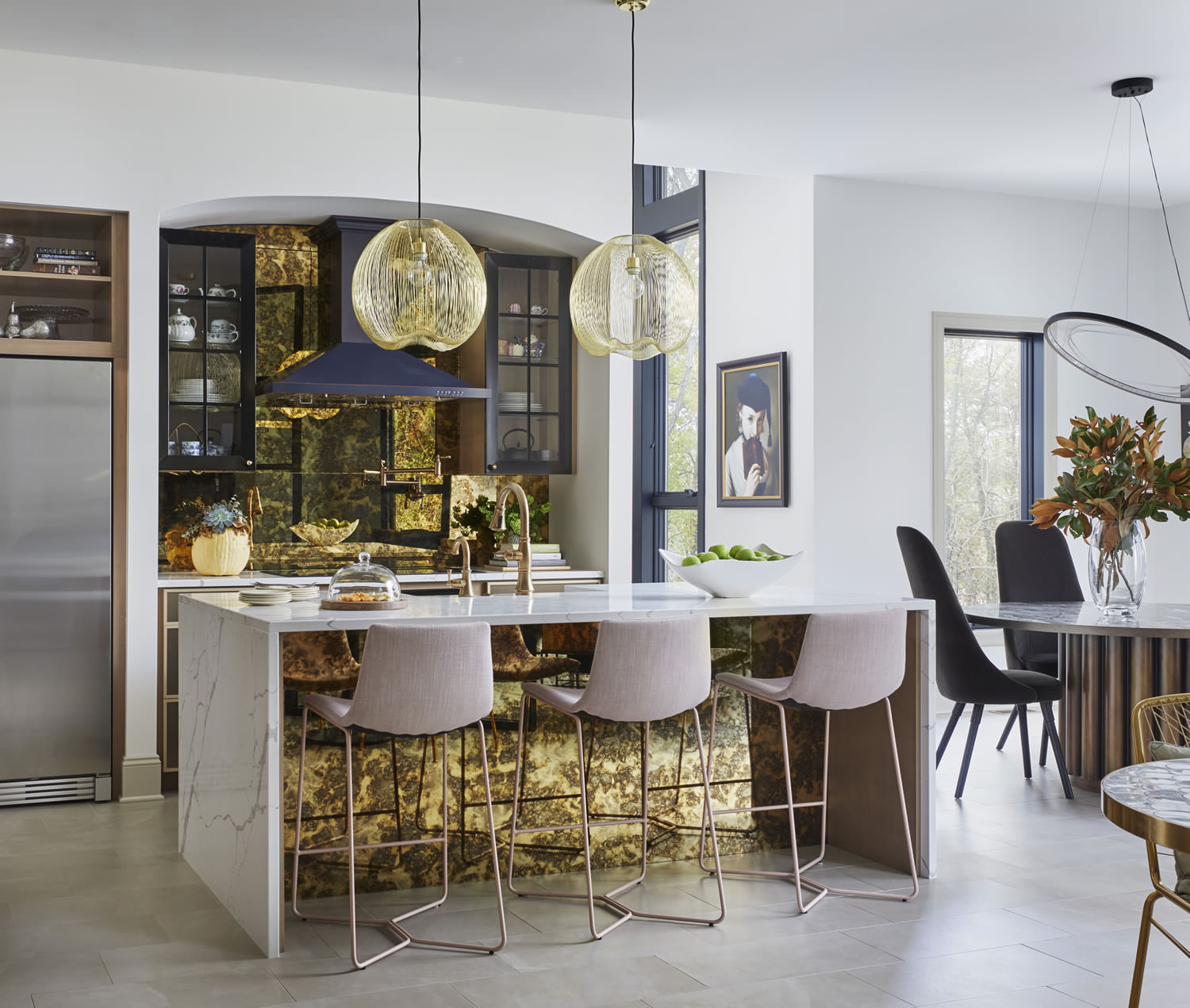YOUR 4 WALLS: Interior Design Guide by Room – Kitchen