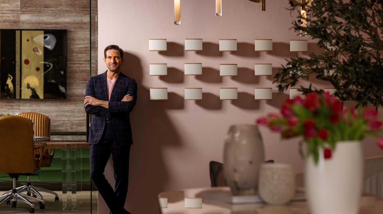 DESIGNERS TODAY: Dwayne Bergmann Interiors opens flagship showroom