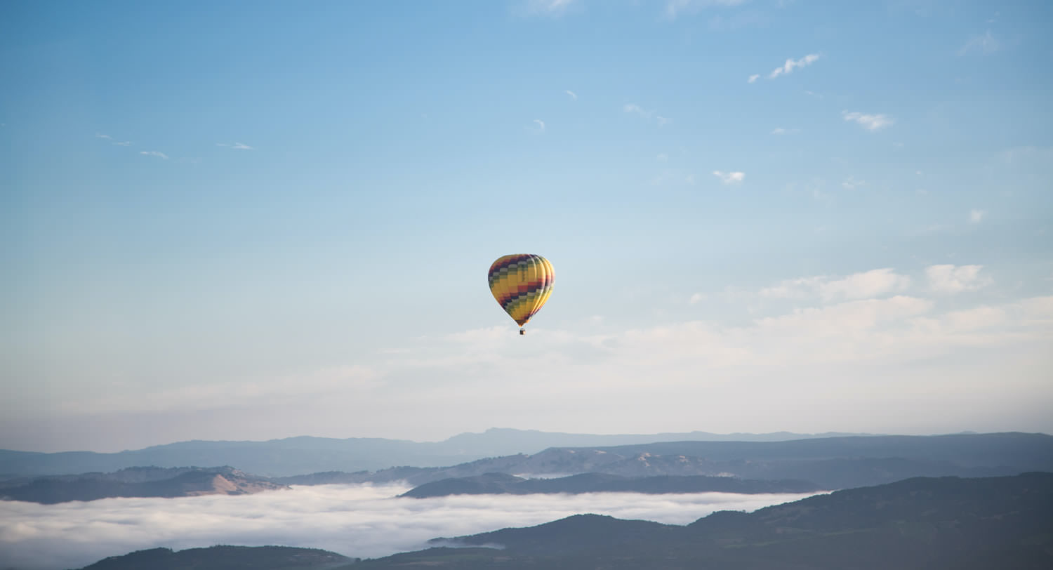 YOUR 4 WALLS: Destination Inspiration – California Wine country