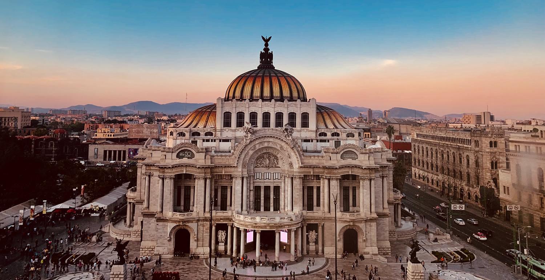 YOUR 4 WALLS: Destination Inspiration – Mexico City