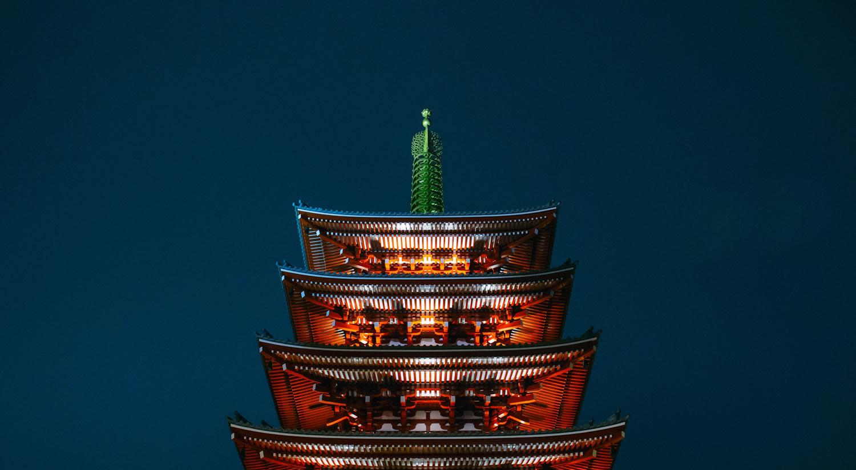 YOUR 4 WALLS: Destination Inspiration – Tokyo